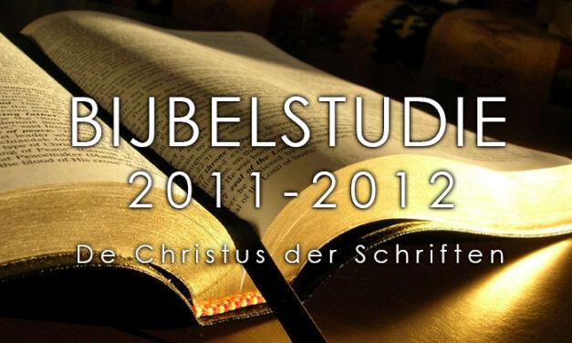 De Christus der Schriften